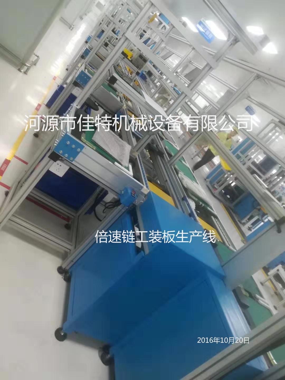 <b>倍速链工装板自动生产线</b>